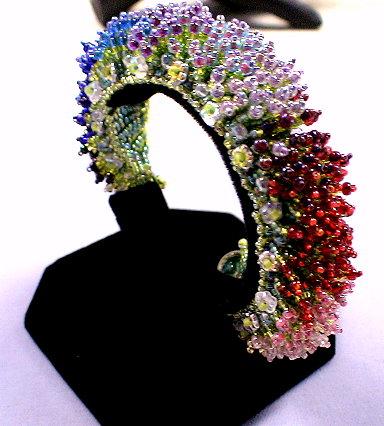 Monet's Garden Bracelet - Spring