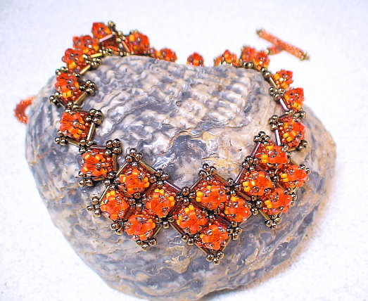 Blazing Barnacles - Vivid Orange Coral