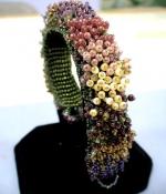 Monet's Garden Bracelet - Fall